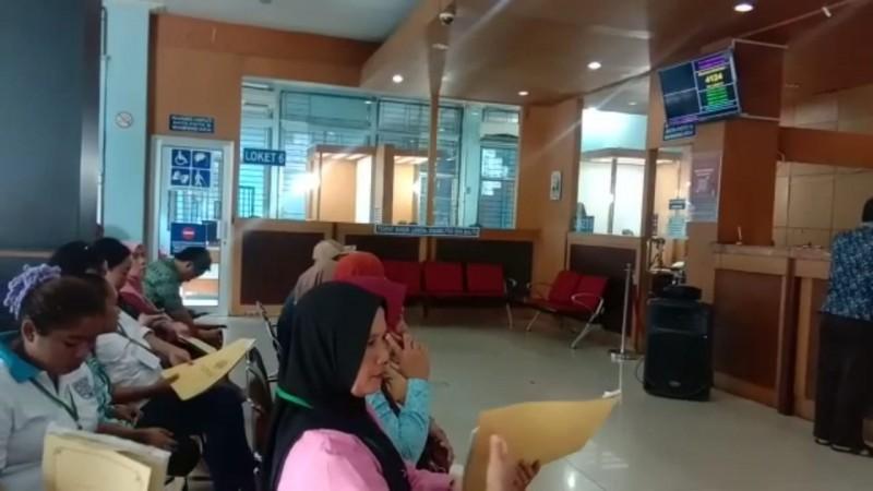 Wabah Korona Tak Pengaruhi Layanan Pembuatan Paspor di Bandar Lampung