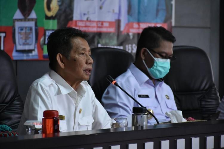 Wabup Fauzi Hasan Paparkan Pembentukan Kabupaten di STBM Award