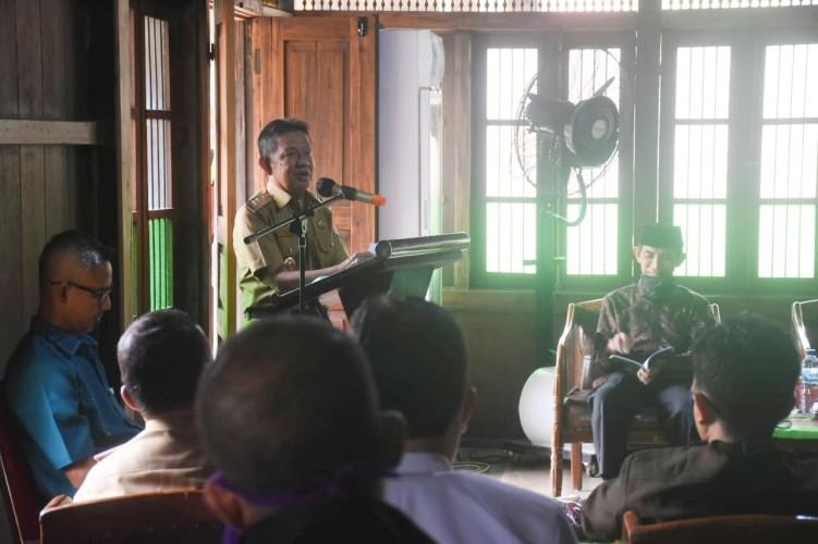 Wabup Tubaba Minta FKUB Pelihara Kerukunan Umat Beragama