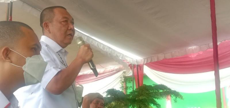 Wabup Tubaba Sebut Target Pendapatan dari PBB Tugas Camat