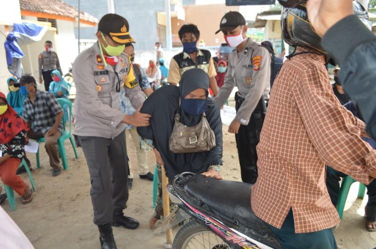 Wakapolres: Penyimpangan BST di Tuba Pasti Diperkarakan
