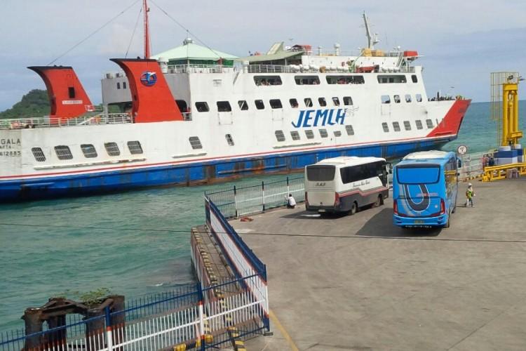 Wakapolri Kunjungi Pelabuhan Bakauheni