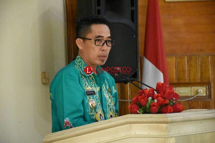Wakil Bupati Lamtim Minta Percepatan Pendaftaran Tanah Sistematis