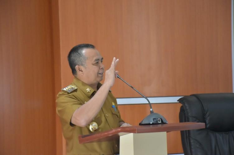 Wakil Bupati Way Kanan Positif Covid-19