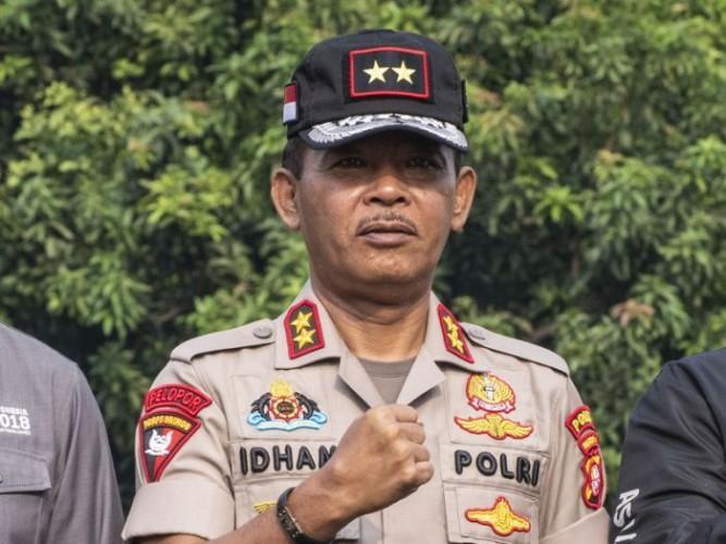 Wakil Ketua DPR Konfirmasi Idham Aziz Jadi Calon Kapolri