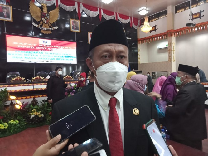 Wakil Ketua DPRD Metro Siap Bersinergi Majukan Daerah
