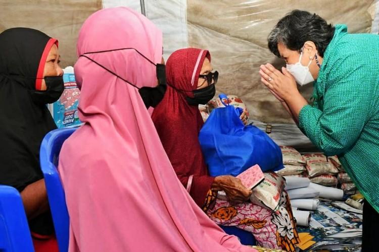 Wakil Ketua MPR Ingin Hunian Layak Korban Bencana di Sulteng Segera Direalisasikan