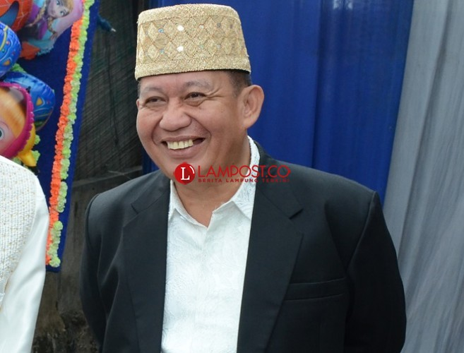 Wakil Wali Kota Bandar Lampung Salut Terhadap Pemred Lampung Post