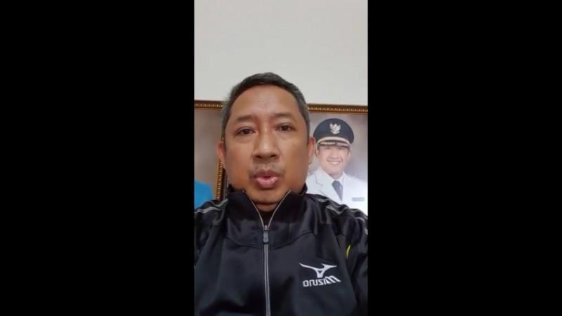 Wakil Wali Kota Bandung Sembuh dari Covid-19