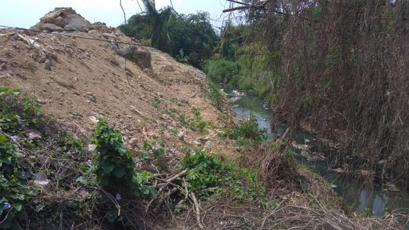 Walhi Bakal  Cek Penyempitan Sungai oleh PT SCG Readymix