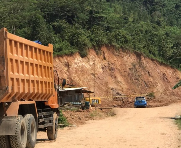Walhi Lampung Minta Polda Tindak Tegas Tambang Ilegal Campang Raya
