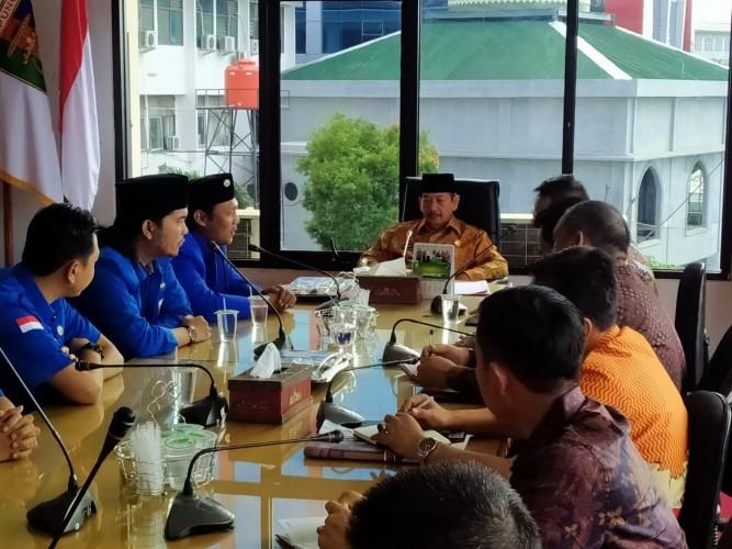 Wali Kota Ajak KNPI Kompak Bangun Bandar Lampung