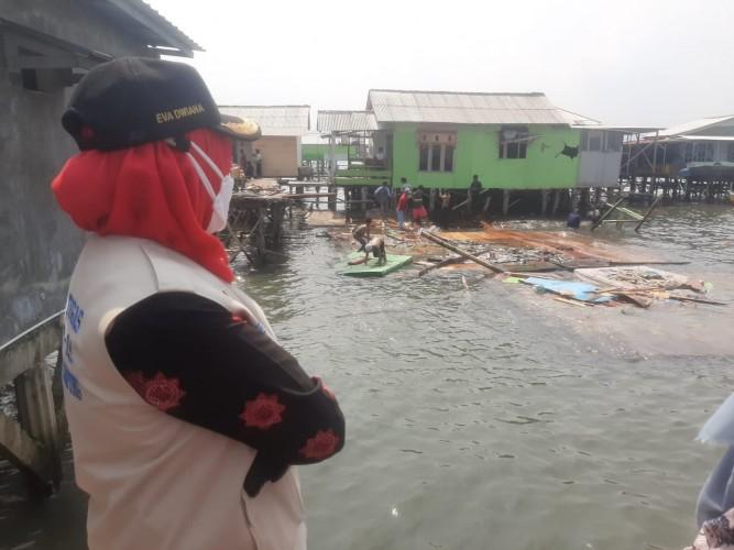 Wali Kota Bandar Lampung Tawarkan Warga yang Tinggal di Bibir Laut Pindah ke Rusun