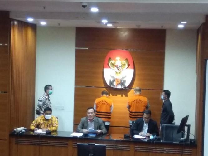 Wali Kota Cimahi Tersangka Suap