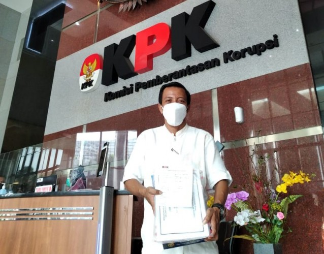 Wali Kota Dilaporkan ke KPK Soal Penyalahgunaan Anggaran