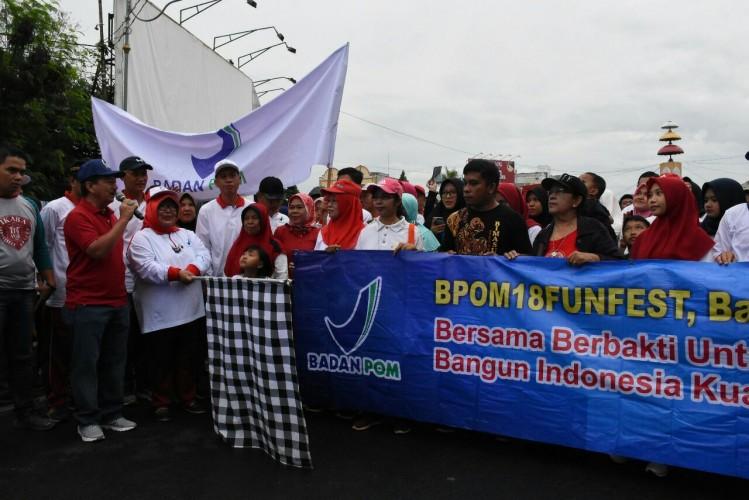 Wali Kota Herman HN Apresiasi Kinerja BBPOM di Kota Bandar Lampung
