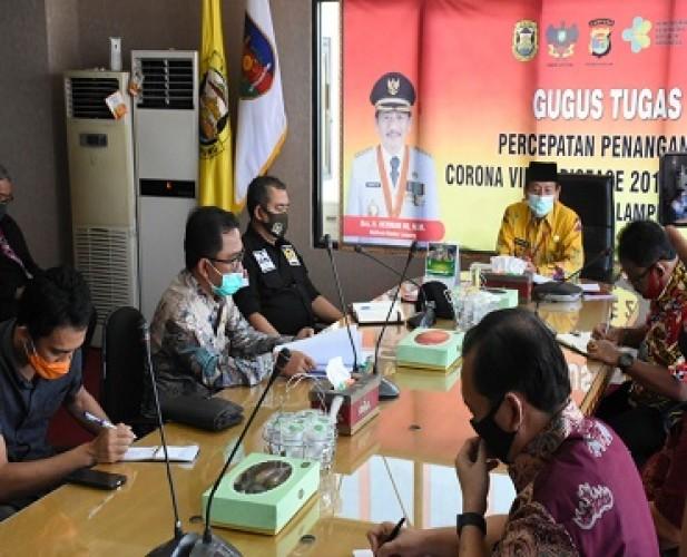 Wali Kota Herman HN Keluhkan Kewenangan SMA/SMK di Bawah Pemprov