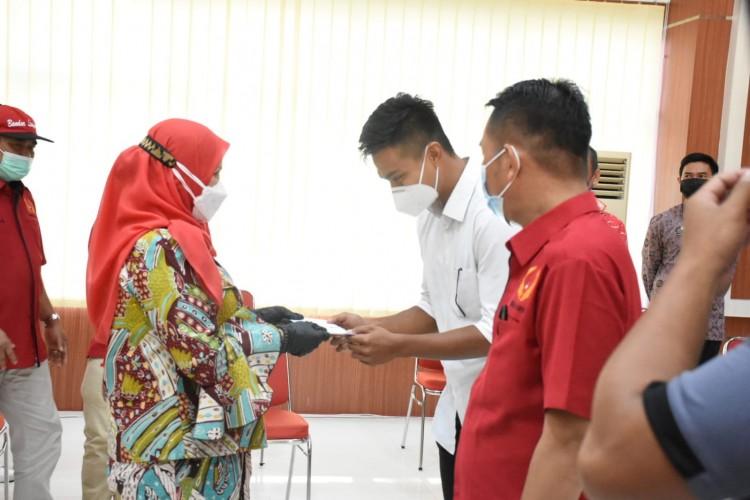 Wali Kota Janjikan Bonus bagi Atlet Bandar Lampung Peraih Medali PON XX Papua