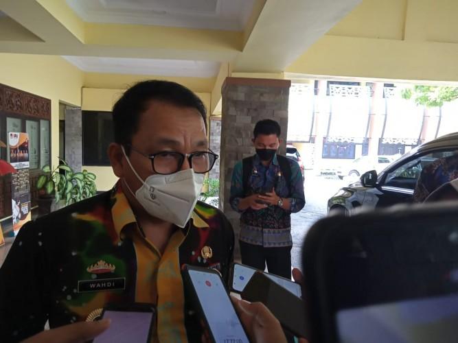 Wali Kota Metro Imbau Warga Tak Isoman