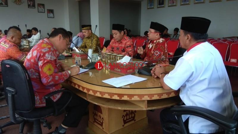 Wali Kota Paparkan Program Unggulan Kepada Anggota DPRD Tanggerang