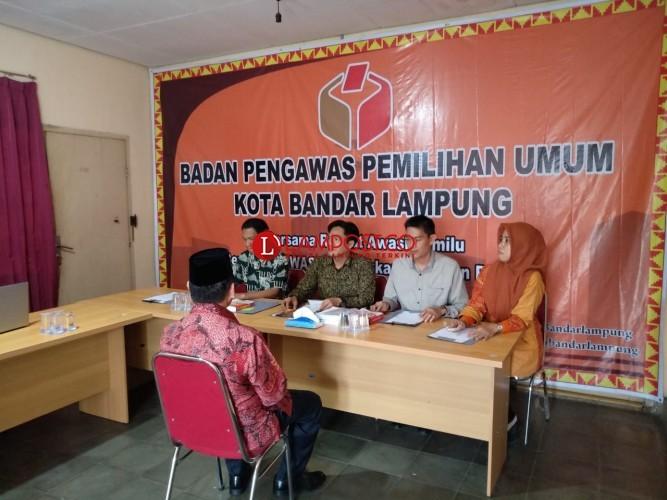 Wali Kota Penuhi Panggilan Bawaslu Bandar Lampung