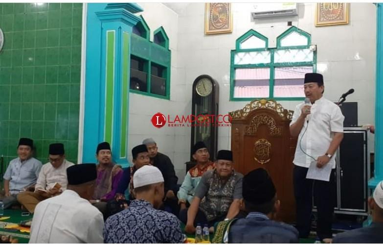 Wali Kota Perbolehkan Tadarus Gunakan Toa Selama Ramadan