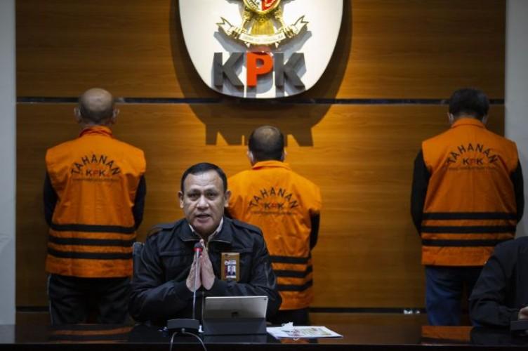 Wali Kota Tanjung Balai & Penyidik KPK Jadi Tersangka