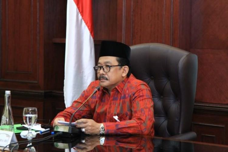 Wamenag: Azan Ajak Jihad Tak Relevan di Indonesia