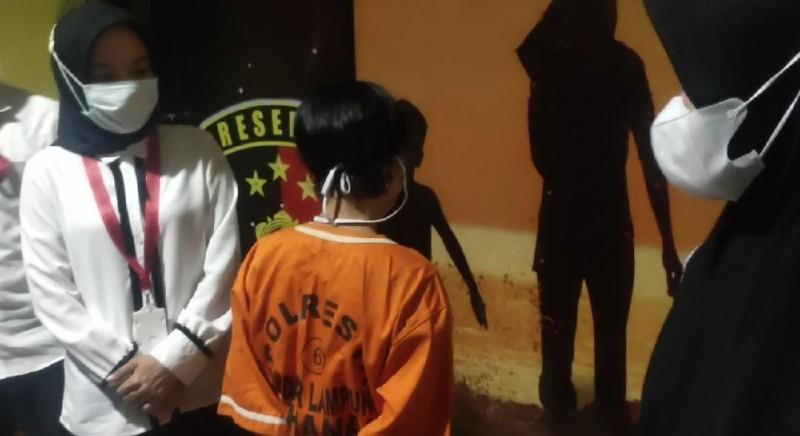 Wanita Asal Palembang Jadi Tersangka Penculikan