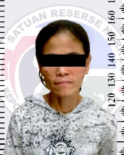 Wanita Residivis Narkoba Kembali Diringkus