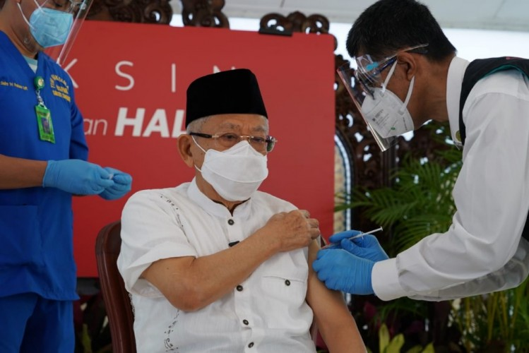 Wapres Sebut 4 Kunci Menghadapi Pandemi Covid-19
