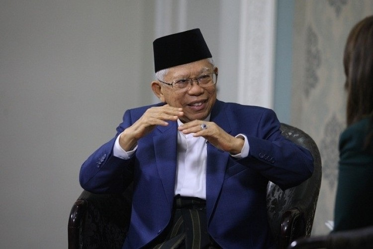 Wapres: Teknologi Bantu Indonesia Lewati Masa Sulit