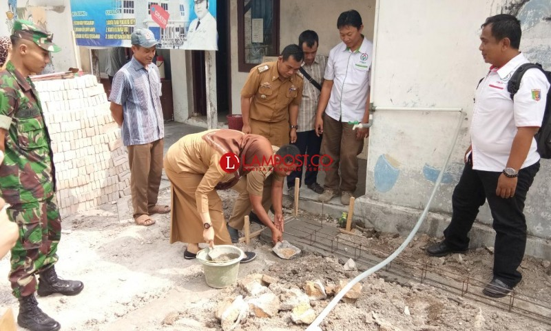 Wardes Bangunan Genjot Pendapatan Desa
