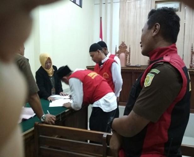 Warga Aceh dan Bandar Lampung Pemilik Sabu Divonis 17 Tahun Penjara