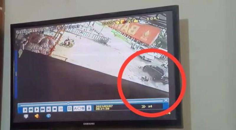Warga Gagalkan Aksi Begal di Tejo Agung Terekam CCTV