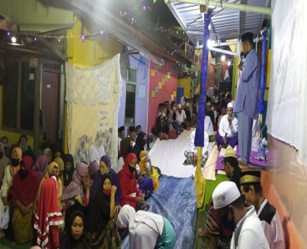 Warga Kampung Liwet Cikirai Zikir Bersama Sambut Tahun Baru Hijriah