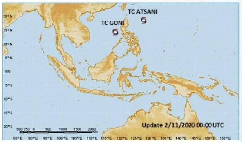 Warga Lampung Diminta Waspada Air Rob dan Gelombang Tinggi