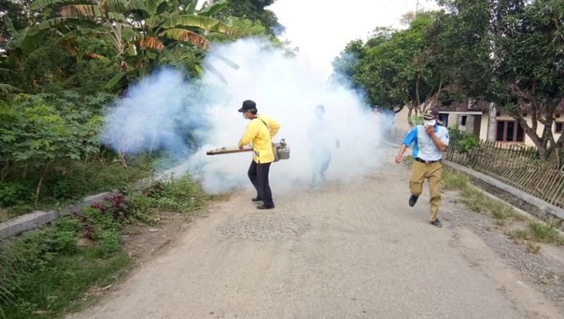 Warga Lamsel Diminta Optimalkan Pemberantasan Sarang Nyamuk