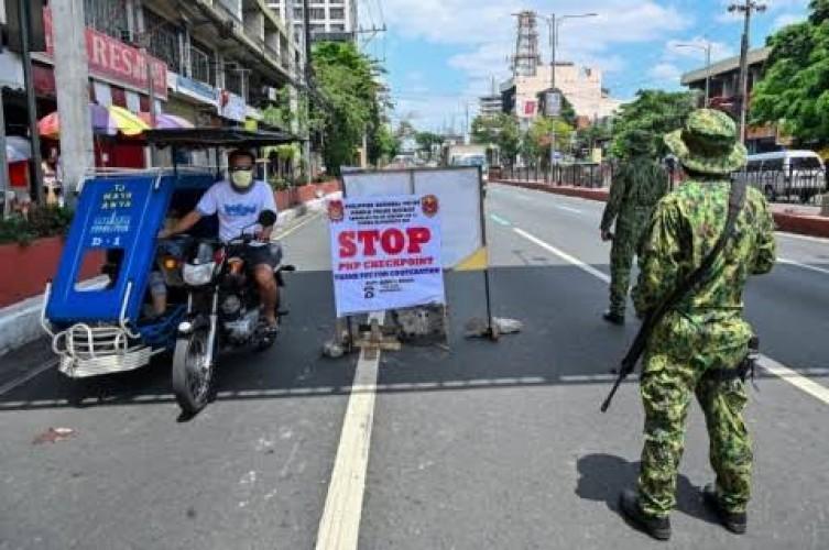 Warga Langgar Karantina, Presiden Filipina: Tembak Saja