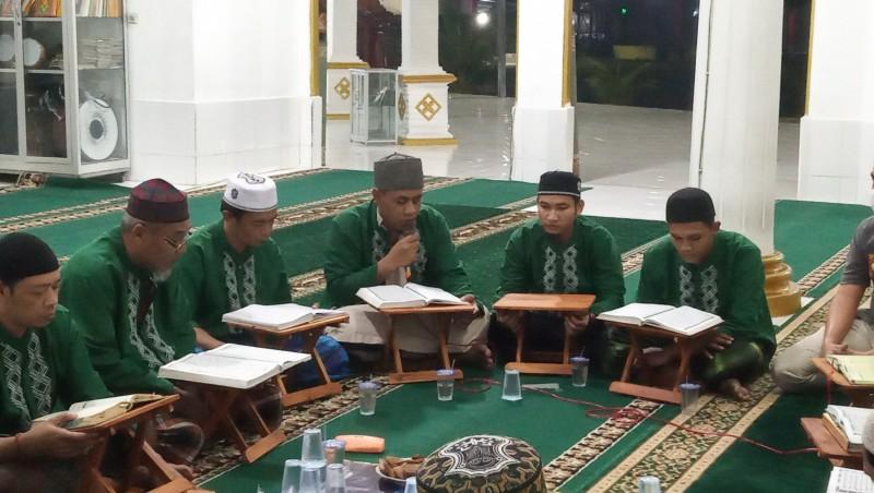 Warga Lapas Bandar Lampung Jalankan Ibadah dan Ramadan