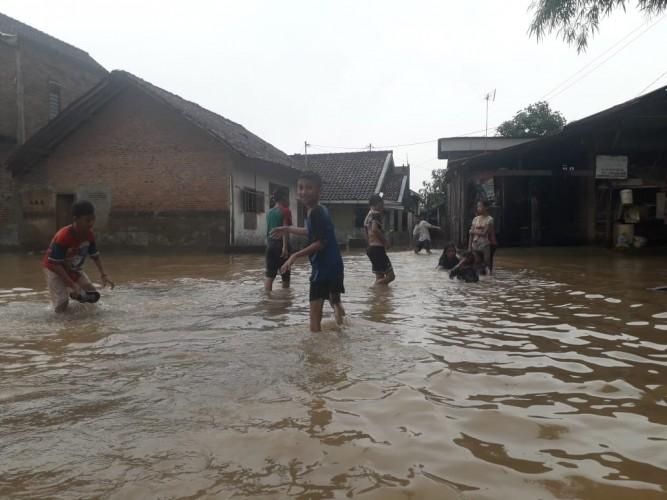 Warga Minta Pemerintah Cari Solusi Atasi Banjir