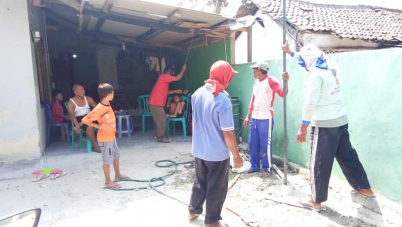 Warga Palaspasemah Mulai Krisis Air Bersih