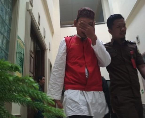 Warga Panjang Pemilik Ganja Divonis 18 Tahun Penjara