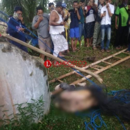 Warga Pekalongan Gempar Temukan Mayat di Dalam Sumur