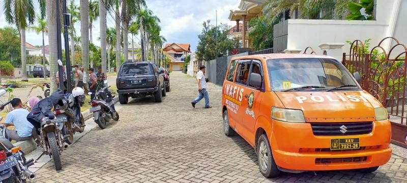 Warga Perumahan Villa Citra Ditemukan Tak Bernyawa