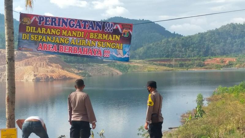 Warga Pringsewu Diimbau Tak Main di Sungai Way Sekampung
