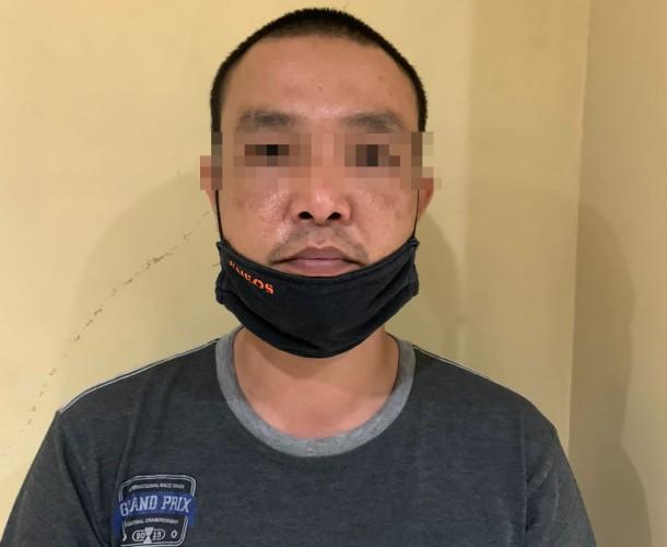 Warga Sukabumi Tertangkap Basah Simpan Sabu