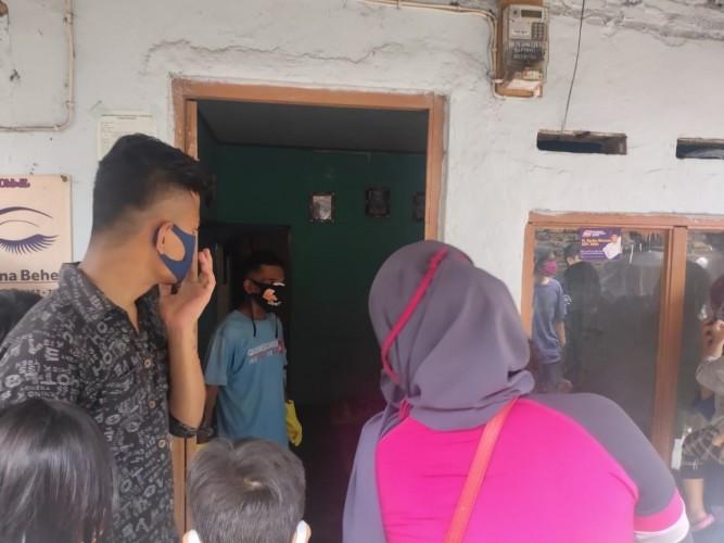 Warga Tanjungkarang Timur Tewas Tersengat Listrik