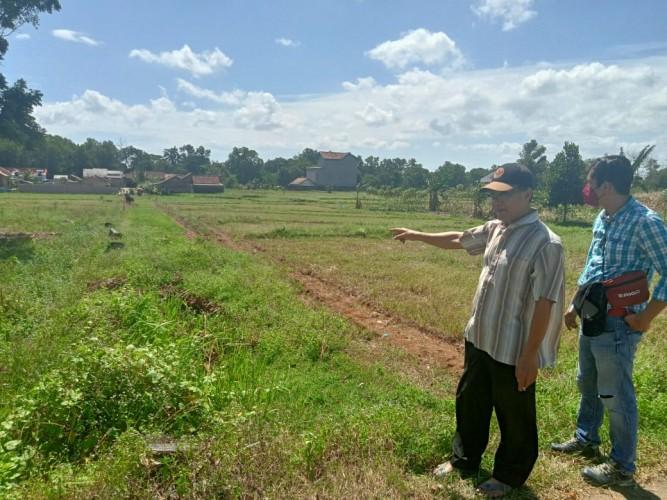Warga Tejoagung di Metro Hibahkan Tanah untuk Akses Jalan Umum