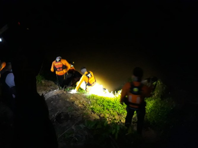 Warga Temukan Jasad Korban Tenggelam di Way Sekampung